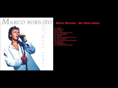 Marco Borsato Als Geen Ander