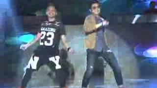 Vhong Navarro & Jhong Hilario heat up 'Showtime' dance floor