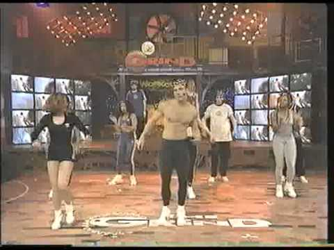 The Grind Hip Hop Aerobics