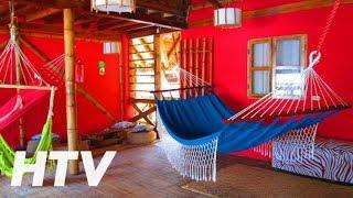 Hotel Tiki Limbo en Montañita