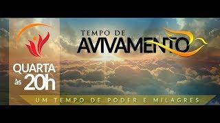 TEMPO DE AVIVAMENTO \\ 13 MAR 2019