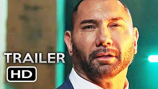 MY SPY Official Trailer (2019) Dave Bautista Action Comedy Movie HD