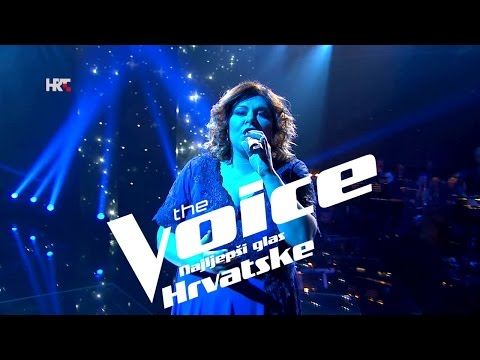 "Monika Perić: ""I Was Here"" - The Voice of Croatia - Season2 - Live1"