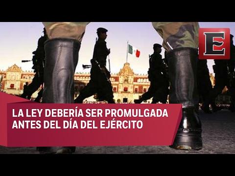 Ley de Seguridad Interior: militarización o regulación de las Fuerzas Armadas