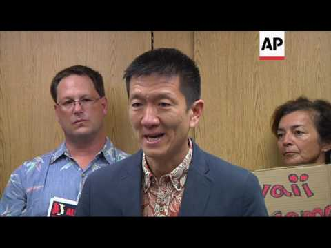 Hawaii Attorney General: Travel Ban is Illogical