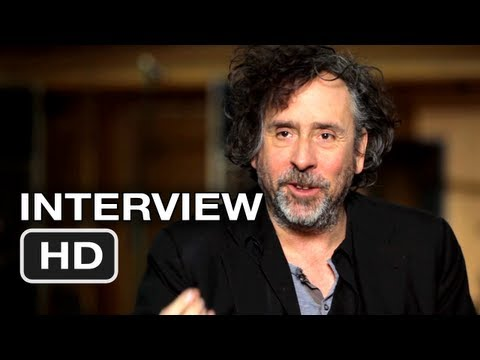 Abraham Lincoln Vampire Hunter Interview - Tim Burton - (2012 ...