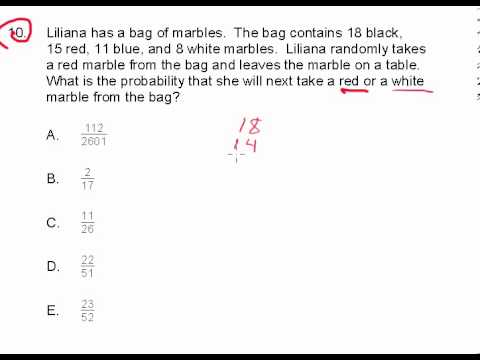 CBEST Math Study Guide - YouTube