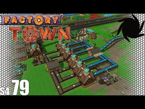 Factory Town - S04E79 - Mana Crystal Supply
