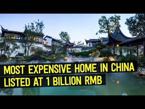 Check Out The MOST Expensive Home in China