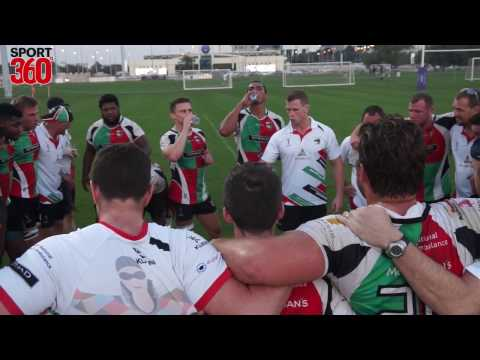 Abu Dhabi Harlequins coach Mike McFarlane reflects on West A