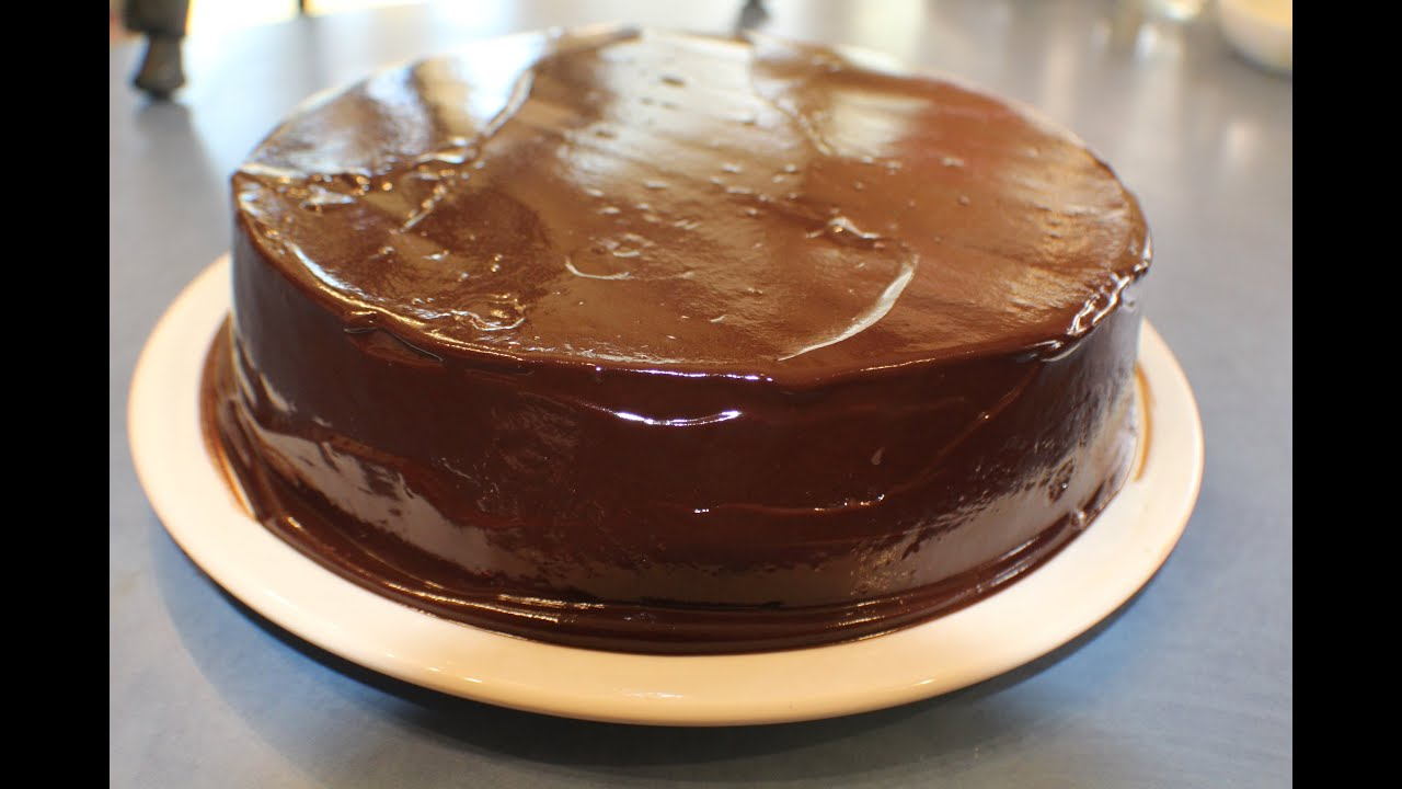 Basic Chocolate Ganache Recipe — Dishmaps