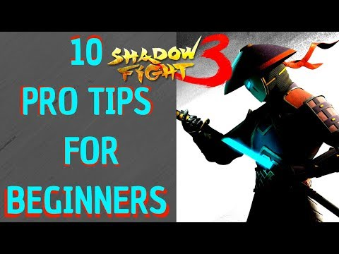 Shadow Fight 3 10 PRO TIPS For Beginners : Must Know