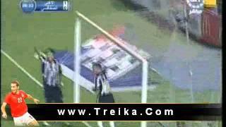 أهداف تريكة مع الأهلي الهدف 53 الصفاقسي التونسي 2006