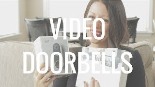 Nest Hello vs. Ring Video Doorbell