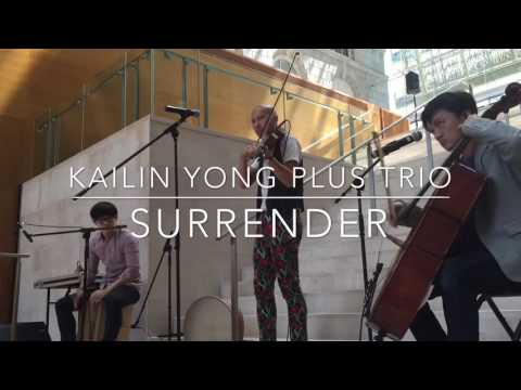 Surrender - Kailin Yong PLUS Trio @ National Gallery Singapore