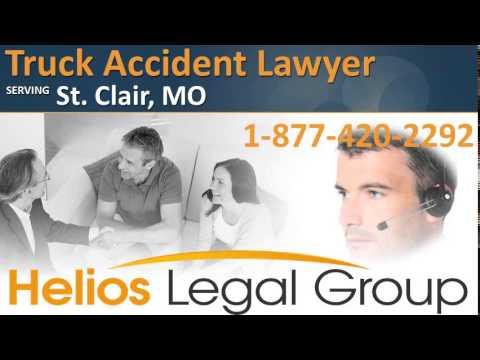 St. Clair Truck Accident Lawyer & Attorney - Missouri
