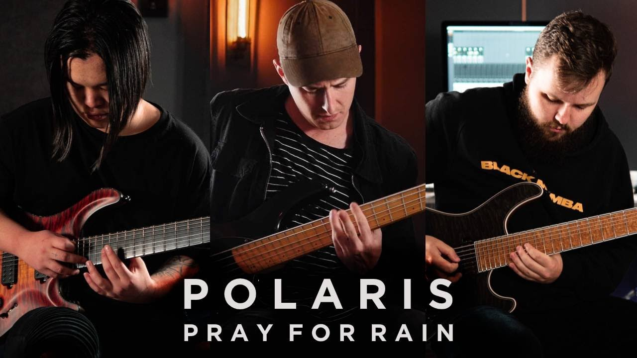 Download Polaris - PRAY FOR RAIN [Guitar + Bass Playthrough]