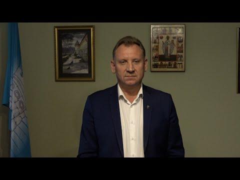 Обращение главы городского округа Зарайск