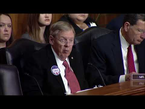 Isakson questioning at Senate Committee on Foreign Relations Hearing on Afghanistan strategy