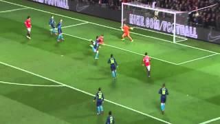 �������� ���� MANCHESTER UNITED VS ARSENAL 1-2 OFFICIAL GOALS FA CUP QUARTER FINALS  HD QUALITY NO FAKE ������