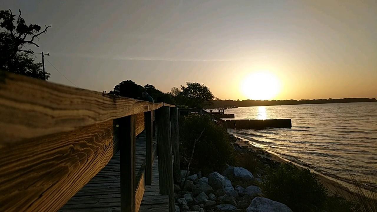 Sunrise Service Choctaw Beach Fl