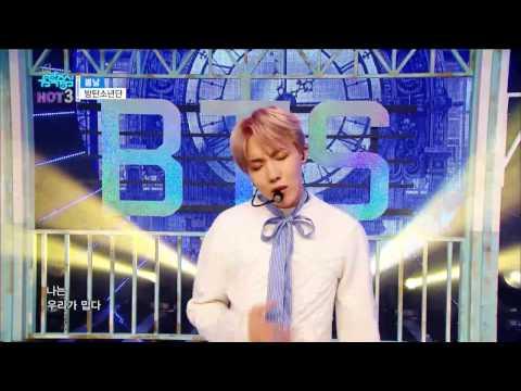 【TVPP】BTS - Spring Day, 방탄소년단 – 봄날 @Show Music Core