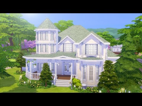 Building a Victorian Mansion in The Sims 4 (Streamed 1/22/19) thumbnail