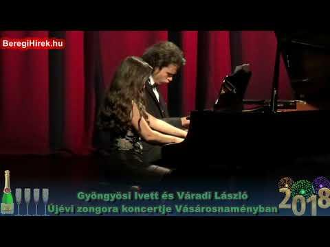 Gyöngyösi Ivett és Váradi László újévi koncertje a Bereg szívében, Vásárosnaményban