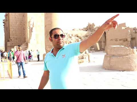 Saber - Tour guide in Luxor Egypt