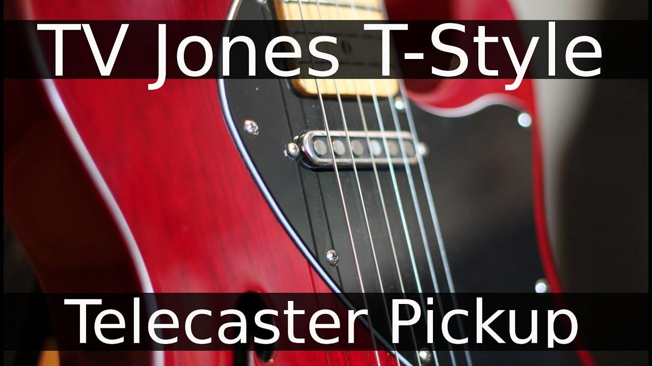 tv jones starwood telecaster pickups youtube. Black Bedroom Furniture Sets. Home Design Ideas