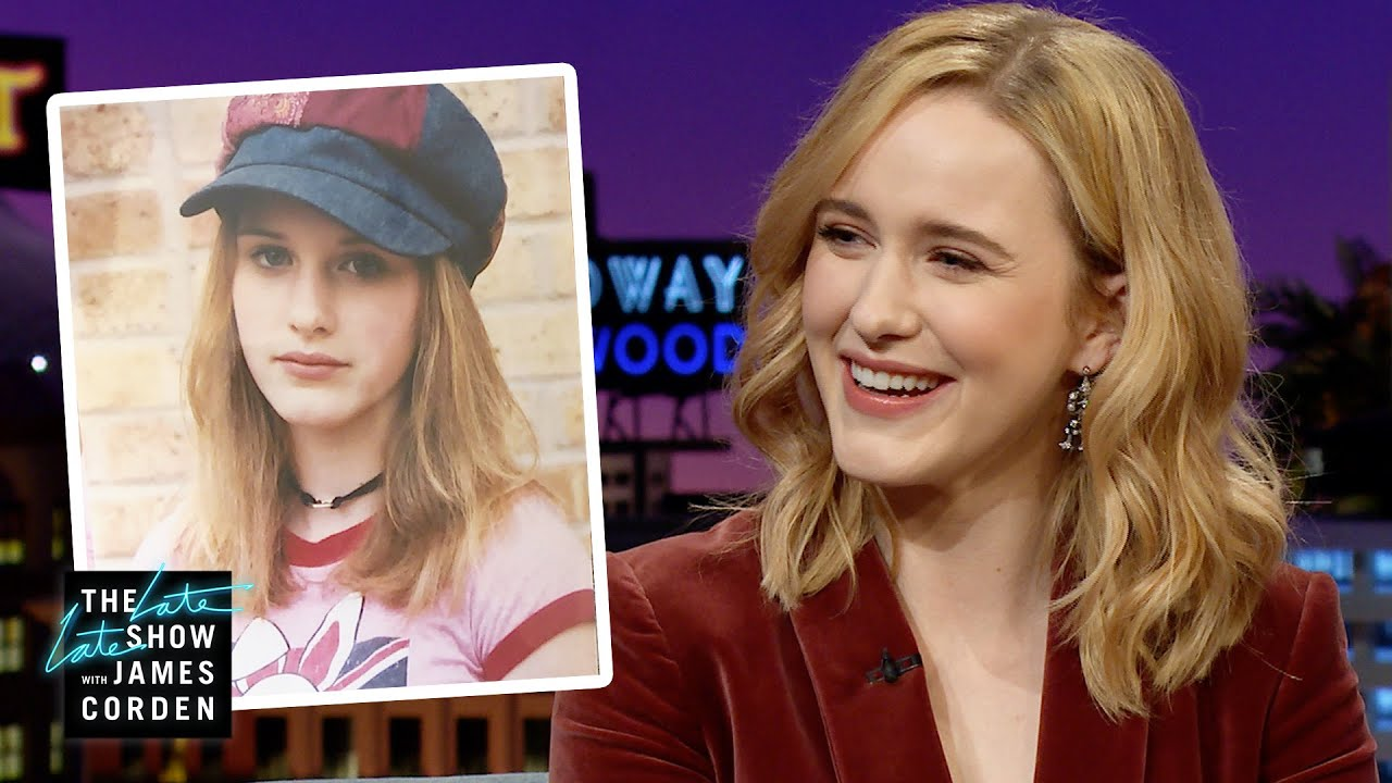 Rachel Brosnahan's Throwback Is All the Spice Girls In One