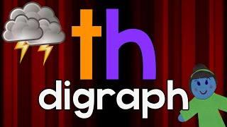 digraph th by phonics stories