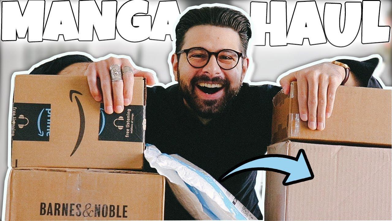 SPECIAL MANGA HAUL ⎮ i finally found it!