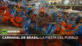 Carnaval de Brasil La fiesta del pueblo - RT Reporta