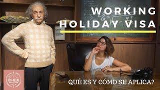 WORKING HOLIDAY VISA NUEVA ZELANDA  qué es y cómo se aplica? 😱