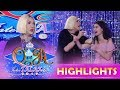 It's Showtime Miss Q & A: Vice pinches Anne