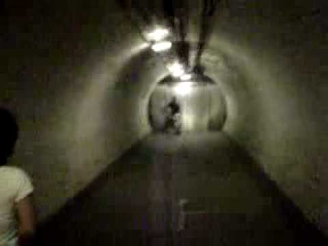 Foot Tunnel under Thames