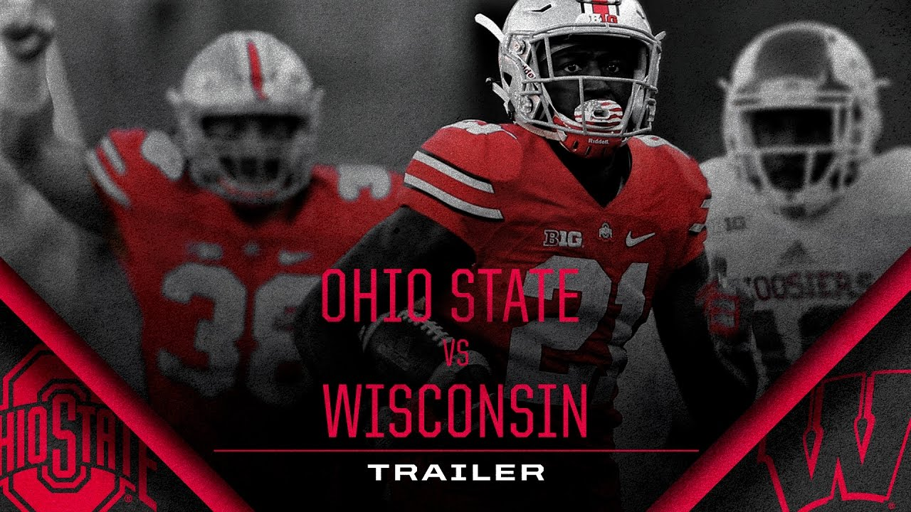 The Official Ohio State Hype Video For The Wisconsin Game Is