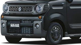 लांच हुई Suzuki की यह शानदार स्टाइलिश कार, Suzuki Gear Spacia Mini !! फीचर्स जानकर दिवाने हो जाओगे