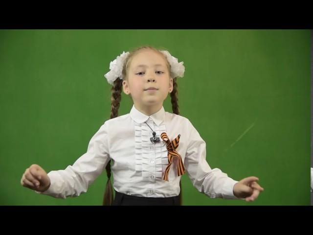 Изображение предпросмотра прочтения – АлисаКузьмина читает произведение «Баллада о зенитчицах» Р.И.Рождественского
