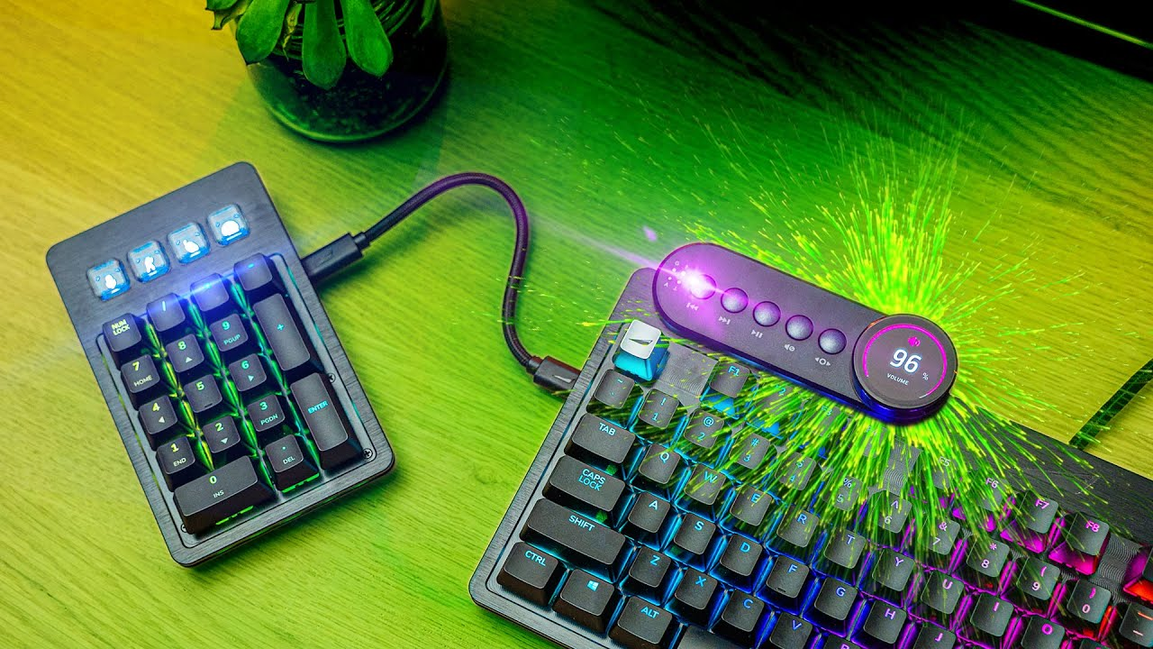 The Future of Gaming Keyboards is Here