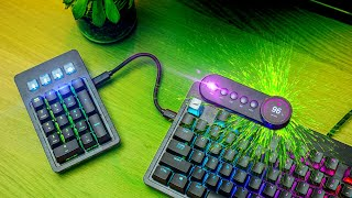 The FUTURE of Gaming Keyboards is Here - Mountain Everest Review
