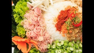 Southern Thai Rice Salad (ข้าวยำปักษ์ใต้)