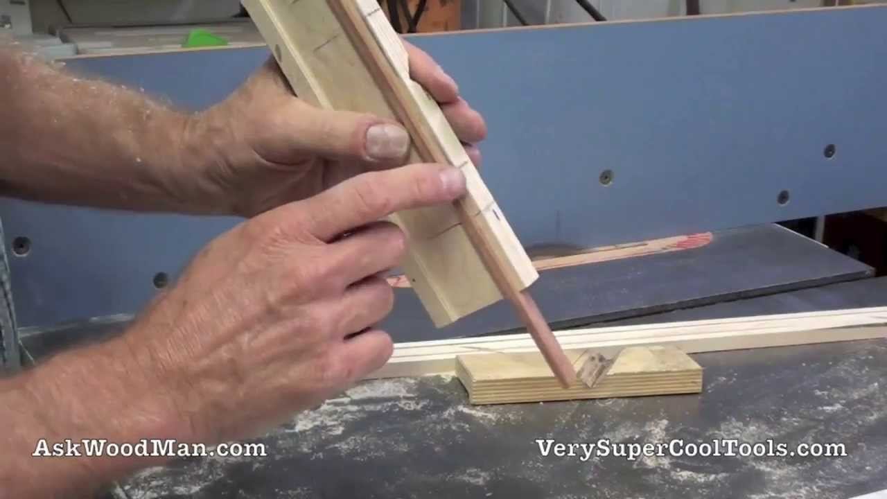 Drill Bit Sharpening Do It Yourself Making The Jig Video 2