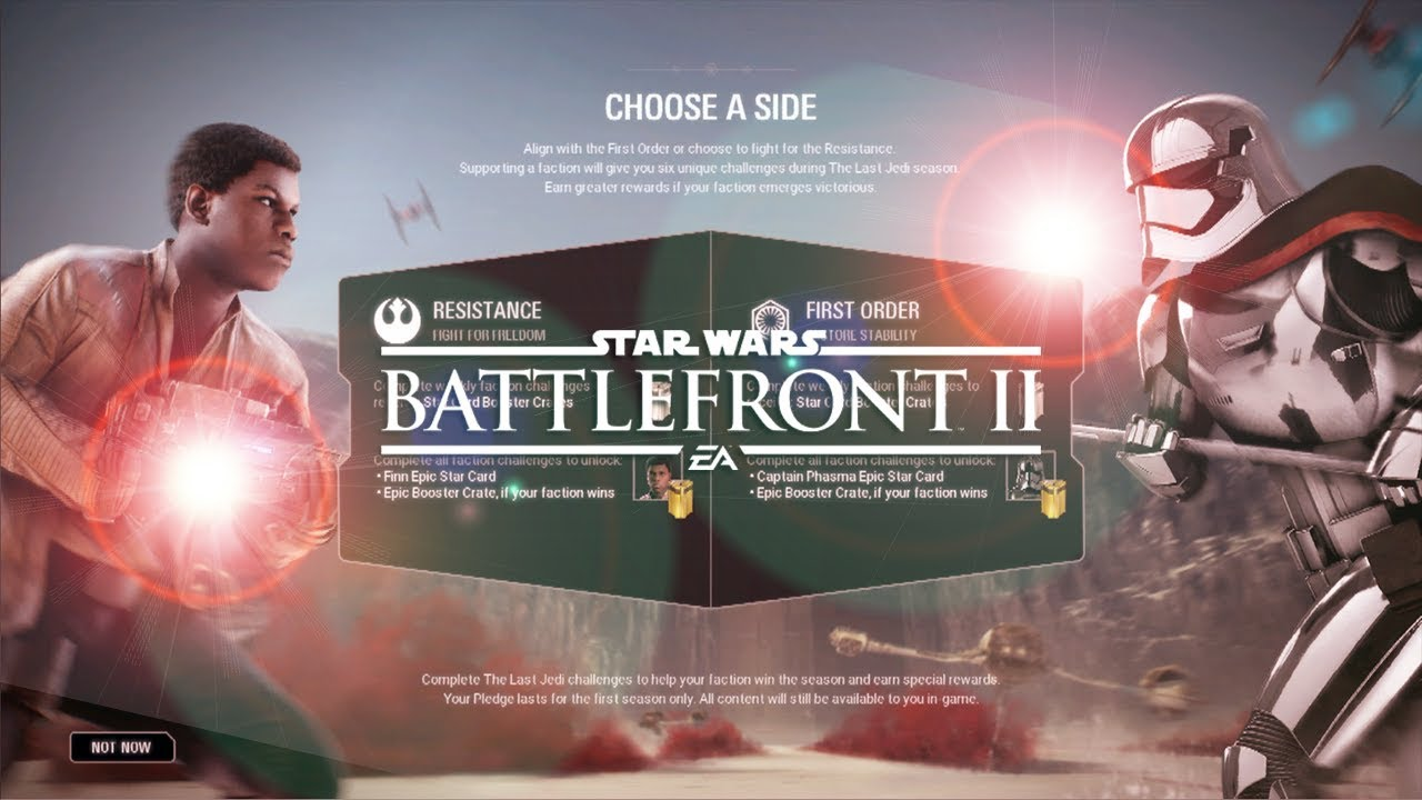 Image result for star wars battlefront 2 last jedi season