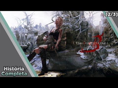 História Completa: Saga Parasite Eve - Parte 3 - The 3rd Birthday [2/3]