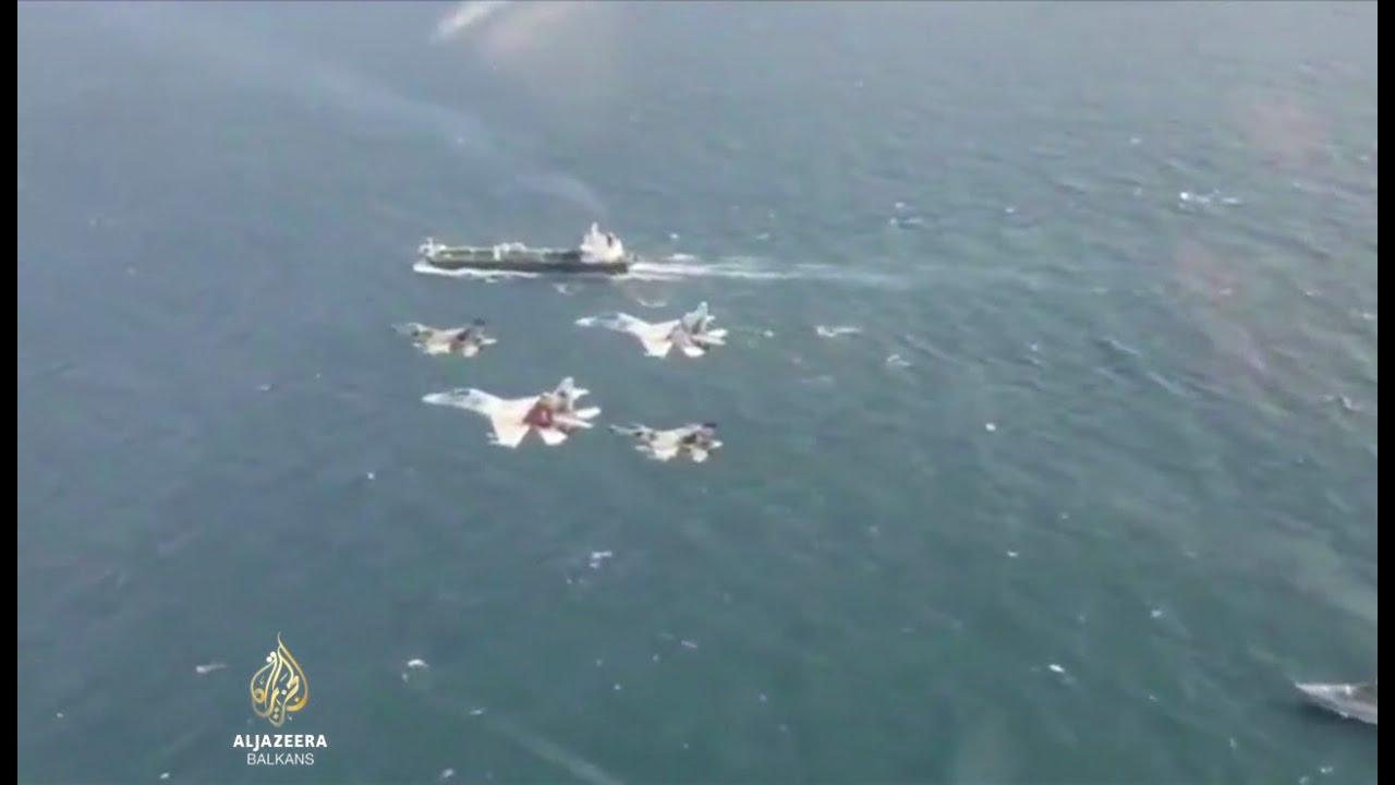 Download Iranski tanker u pratnji vojske plovi ka Venecueli