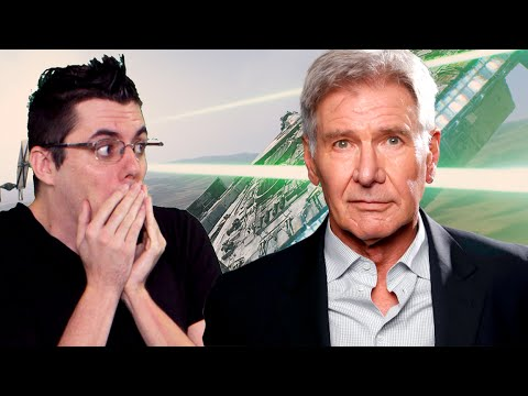 AWKWARD STAR WARS INTERVIEW (Bonus)