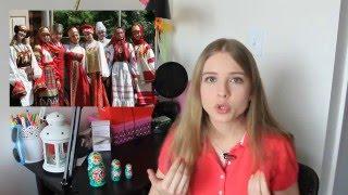 Let`s talk! Странности для русского человека в США | ENG CC