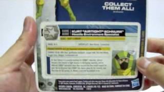 2011 Hasbro G.I. Joe 30th Anniversary - Renegades Airtight Toy Review